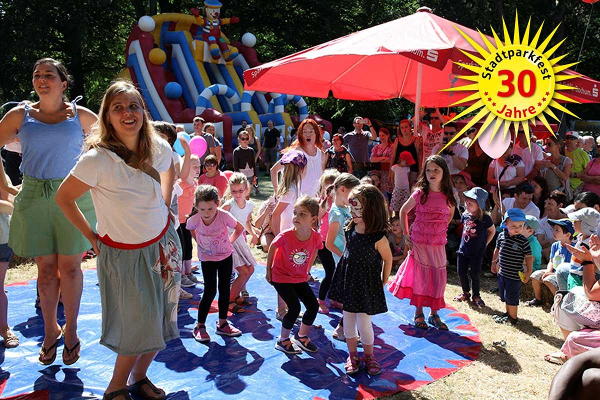 30 Jahre Stadtparkfest